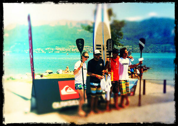classement stand up paddle alpine lakes tour