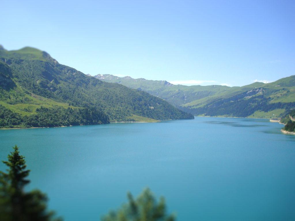 Lago Roselend