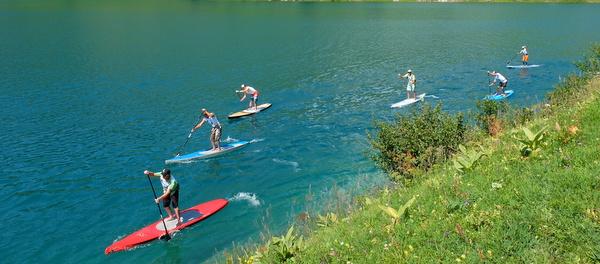 Classement provisoire stand up paddle alpine lakes tour 2013