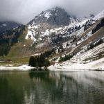 Reco alpine lakes tour lac des Confins