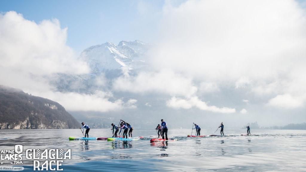 GlaGla Race lac d'Annecy