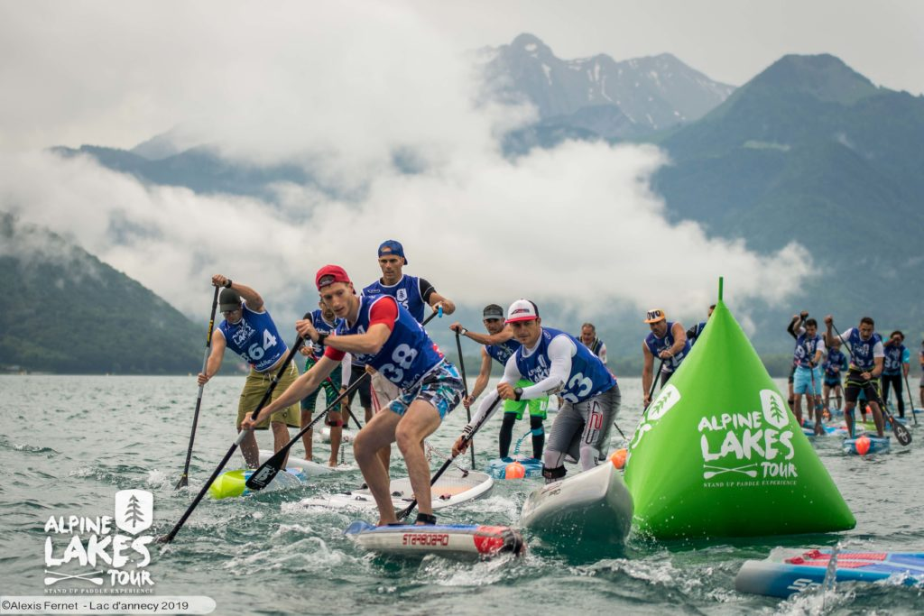 Crazy Paddle Games Talloires
